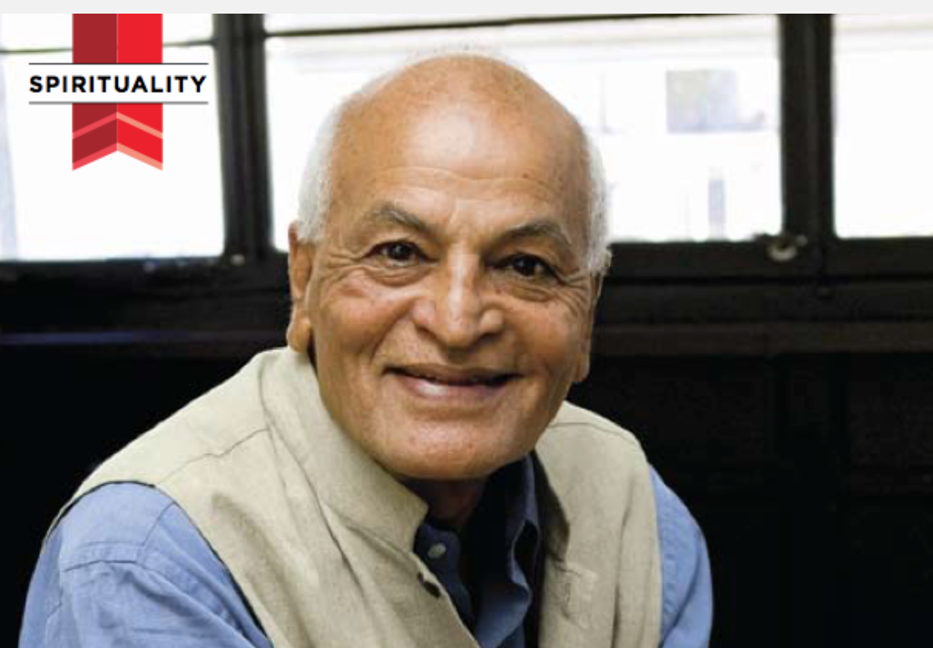 Our Inspiration – Satish Kumar