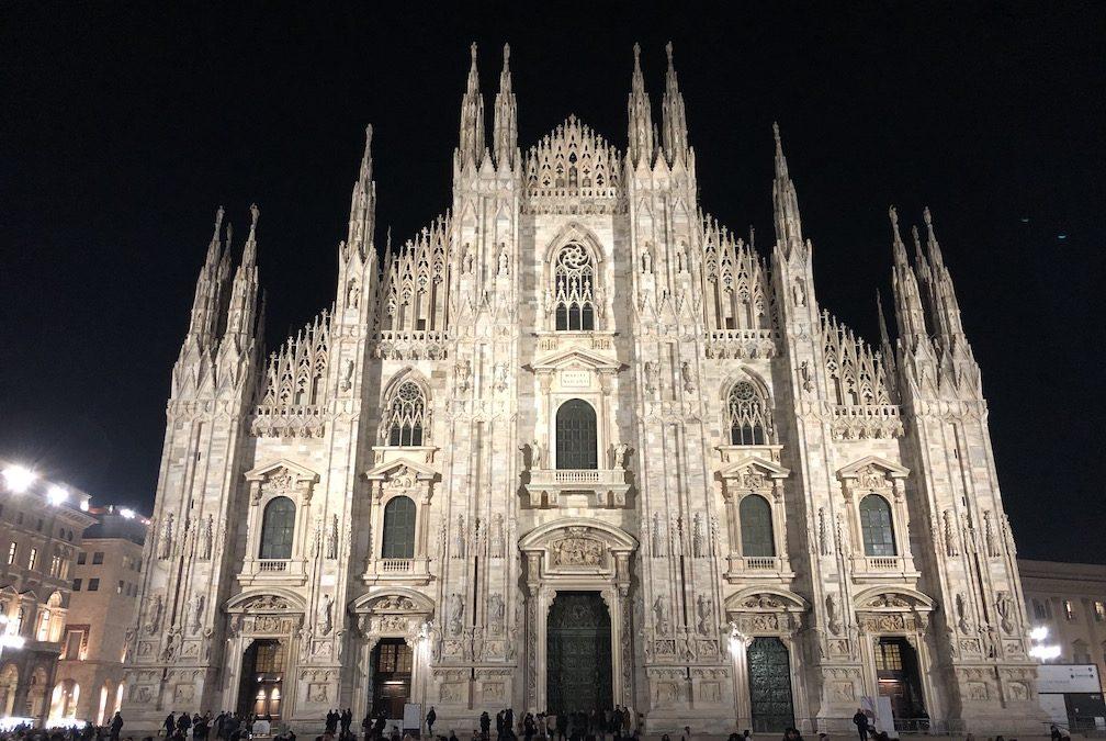 Meeting in Milan – Developing Resources